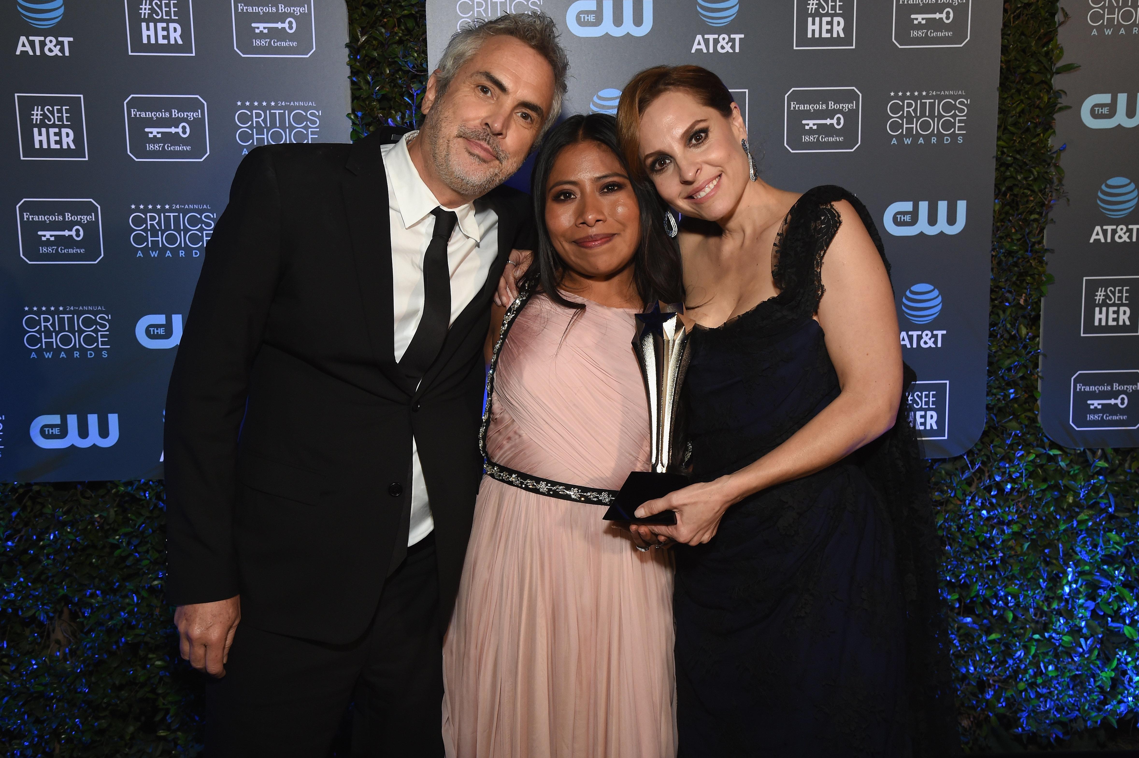 'Roma', de Alfonso Cuarón, é o grande vencedor do Critics' Choice
