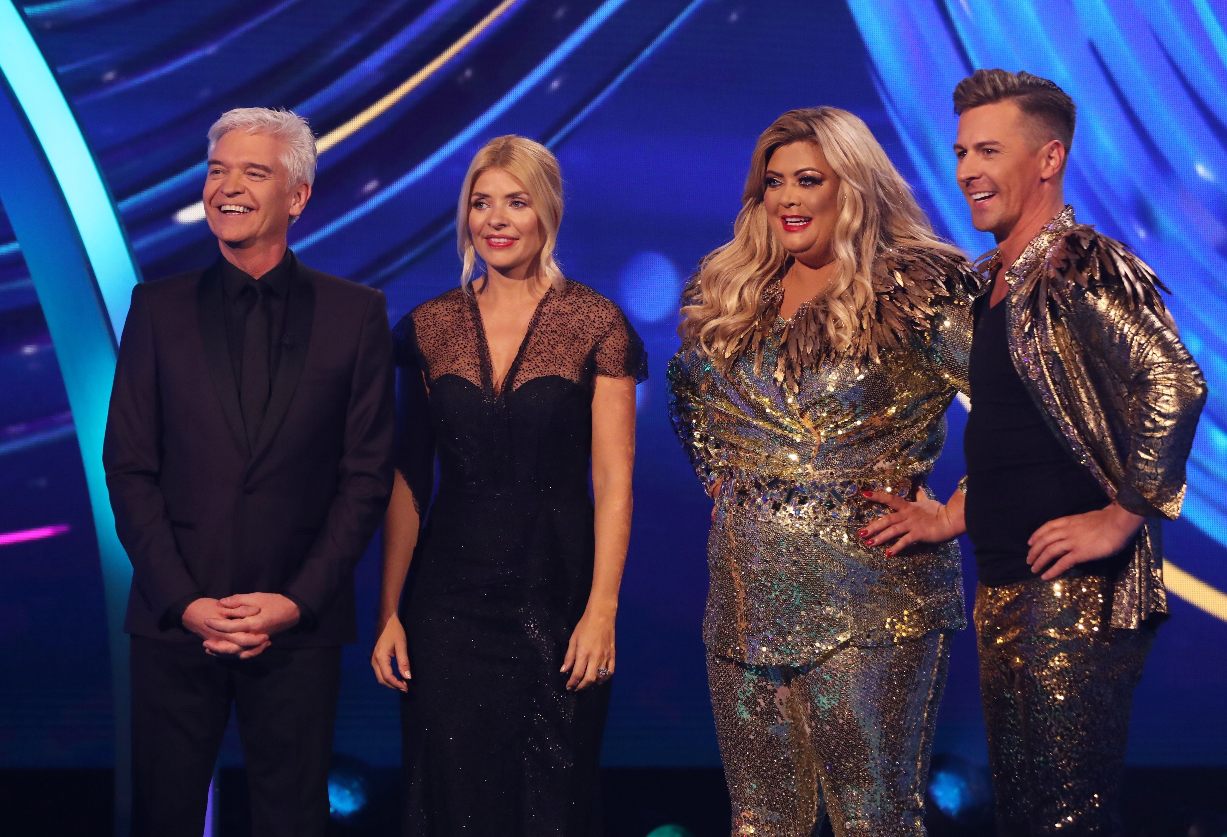 Holly And Phil Slam 'Unprofessional' Gemma Collins For Leaving 'Dancing On Ice' Studio Before Show