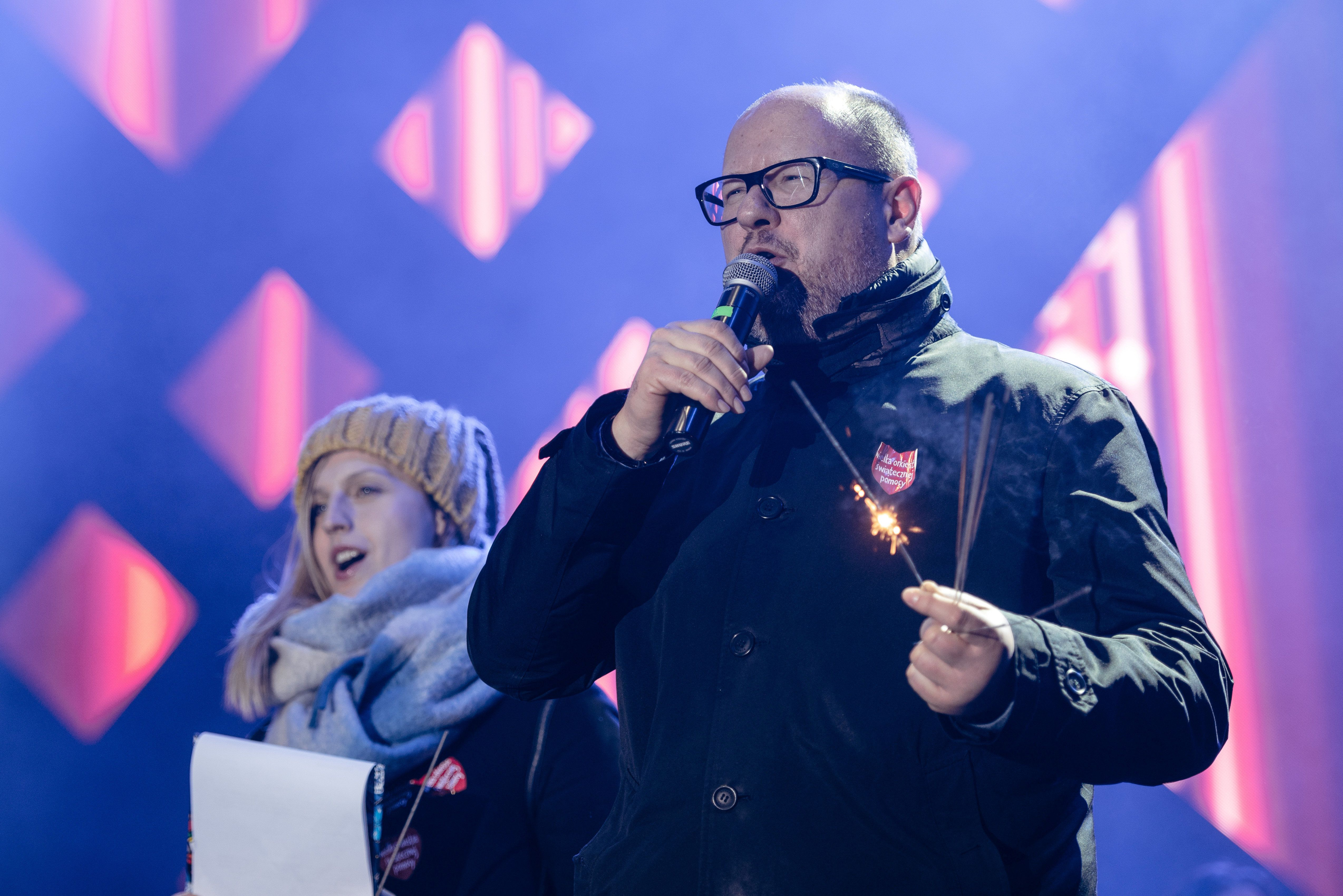 The Polish Mayor Stabbed On Stage At A Charity Event Has