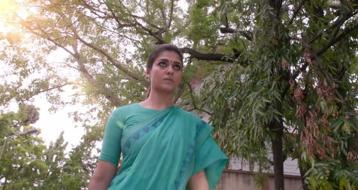 In Aramm, <i>Nayanthara</i> played a district collector who has to go against the establishment to save a poor child trapped in an open borewell. &nbsp;