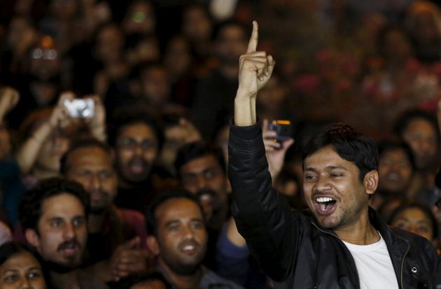 Former JNU Students 'Thank' Modi Government For Sedition