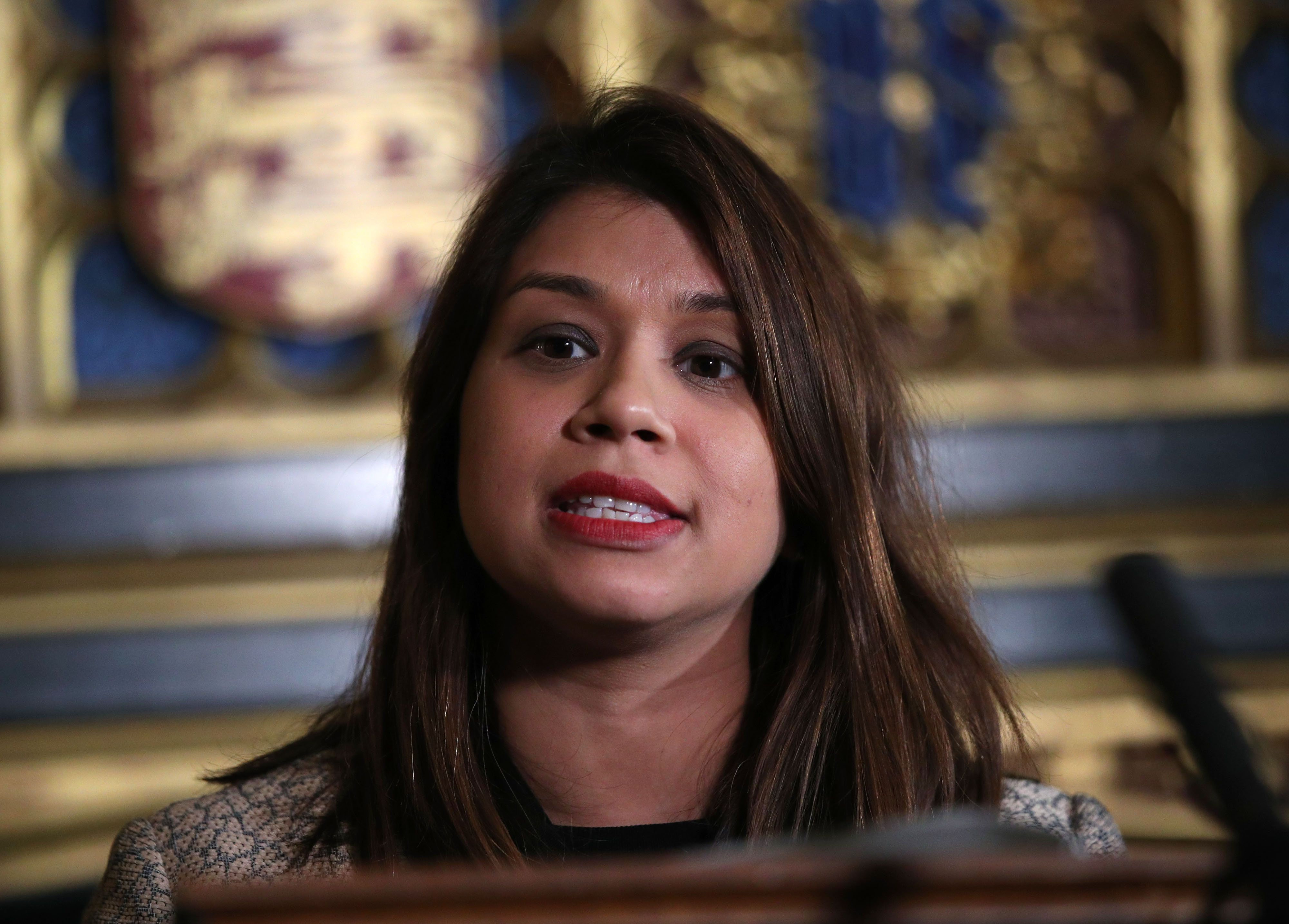 Pregnant Labour MP Tulip Siddiq Delays Birth To Vote Against Theresa May's Brexit
