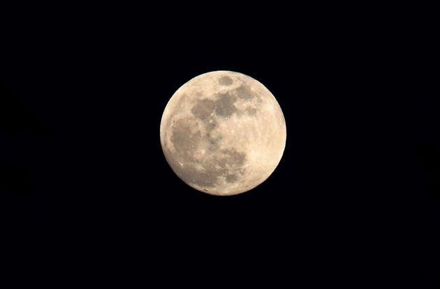 Eclipse totale de Lune le 21