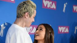 Pete Davidson Jokes Ariana Grande's Penis Praise Will Have Negative