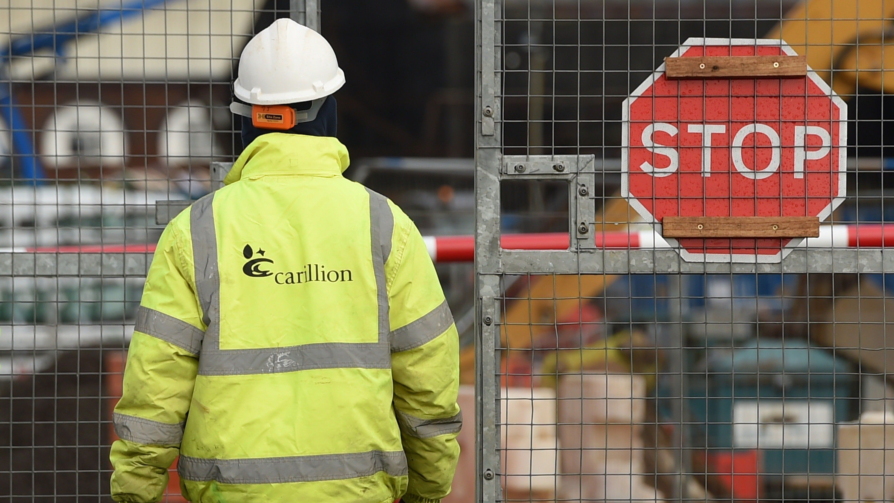 A Year Since Carillion's Collapse, And The NHS Faces A Multi-Million Pound