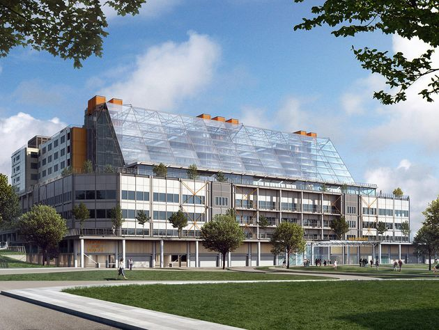 How the Midland Metropolitan is expected to look when it eventually opens in