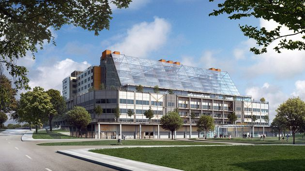 The Midland Metropolitan hospital development has been effectively frozen in time since Carillion