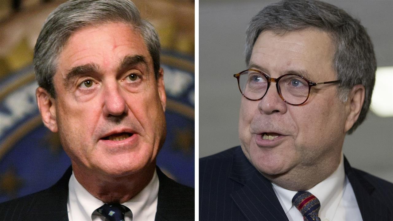 U.S. Justice Department Releases Mueller Report Principal