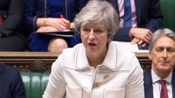 Theresa May Tells MPs To Back Her Brexit Deal Or Risk Break-Up Of