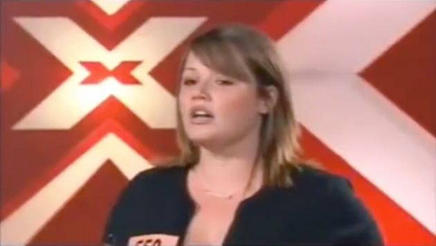 The 'X Factor' judges fat-shamed contestant Samantha in an unearthed 'X Factor' clip from the