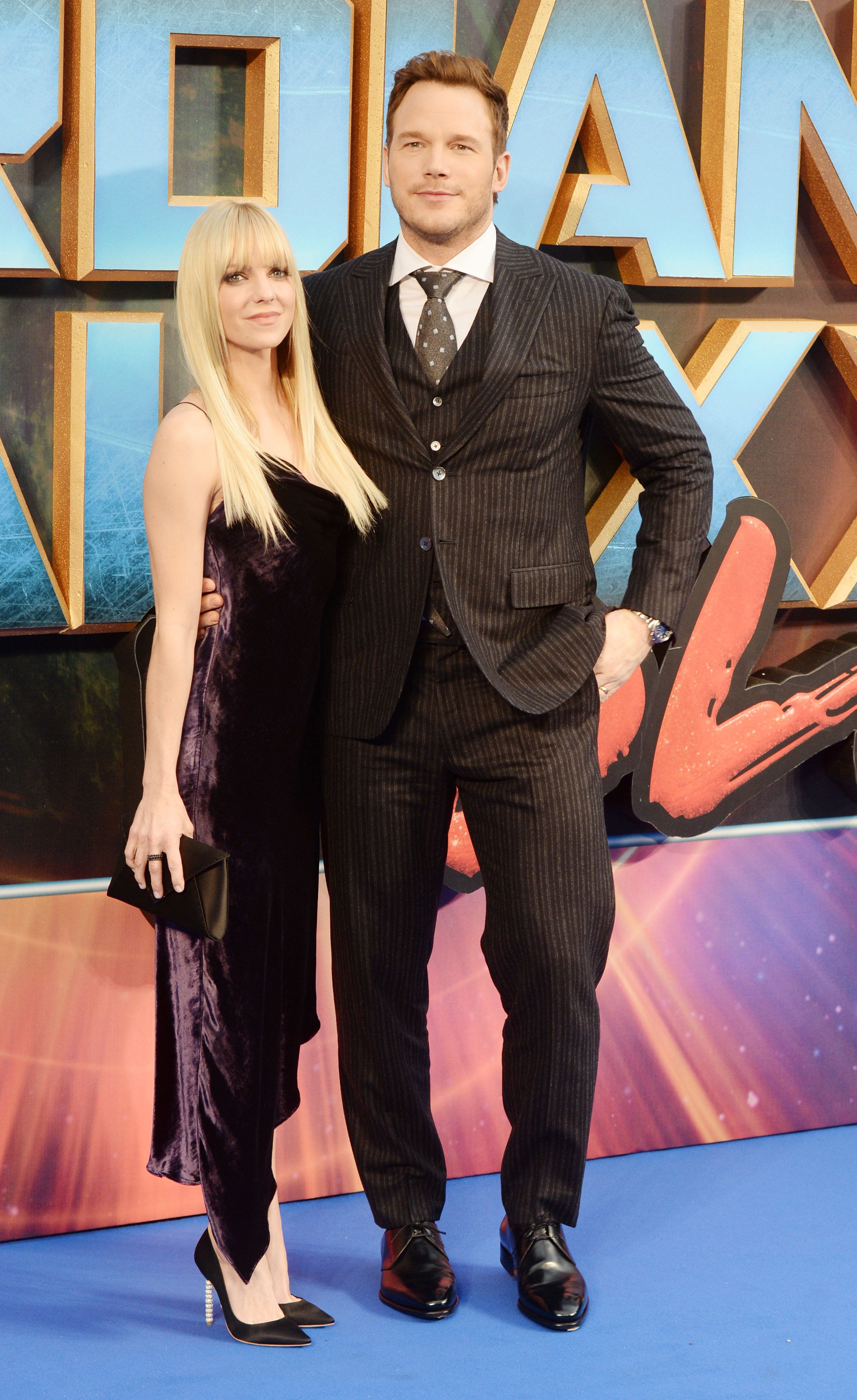 Anna Faris Reacts To Chris Pratt's Engagement With Nothing But