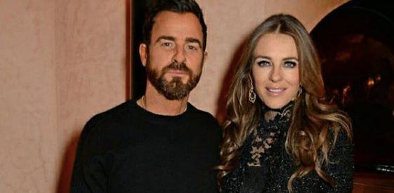 Justin Theroux et Elizabeth Hurley à Marrakech pour un week-end sous le signe de la Formule