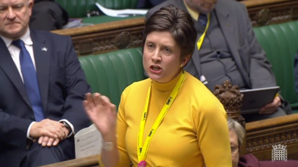 Government's Two-Child Benefits Cap Is 'Forcing Women To Get Abortions', MP
