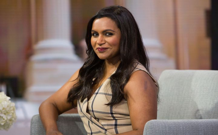 "Mindy Kaling discussed ""Tidying Up With Marie Kondo"" while promoting her partnership with Protein One."