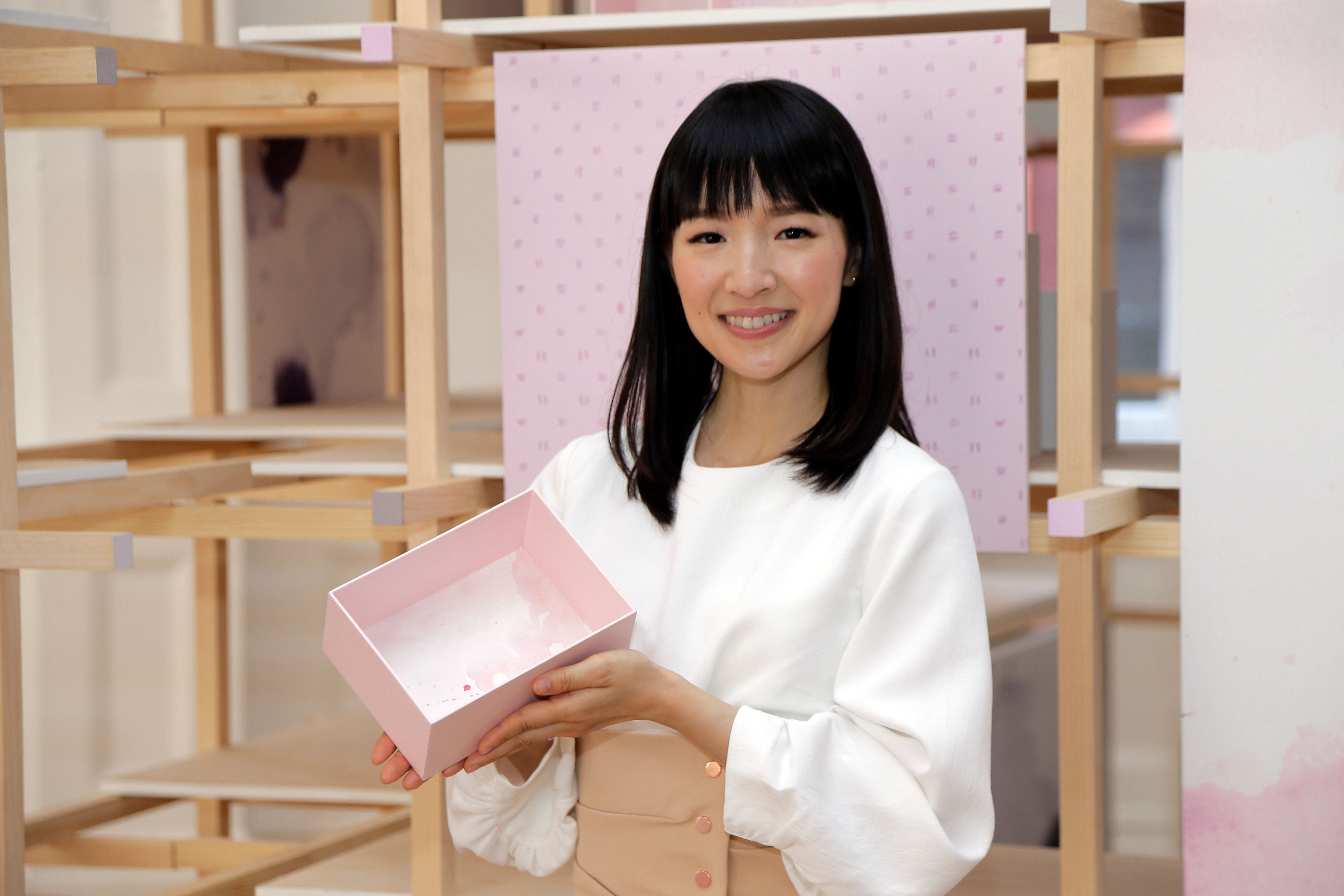 'Tidying up With Marie Kondo' - the New Best Thing on Netflix
