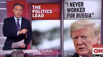 Jake Tapper totes up astonishing list of Trump links to Kremlin