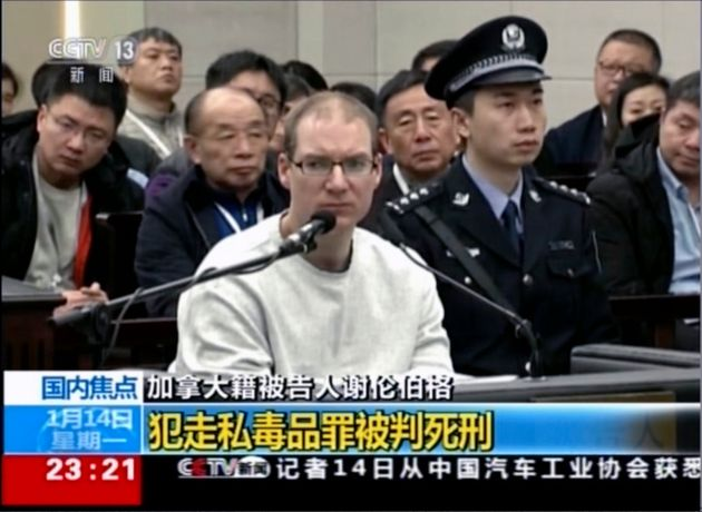 중국에서 사형 선고받은 캐나다인은 외교 갈등의 희생양이기만