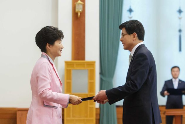 황교안 전 총리가 한국당 입당하며 밝힌 박근혜 전 대통령에 대한