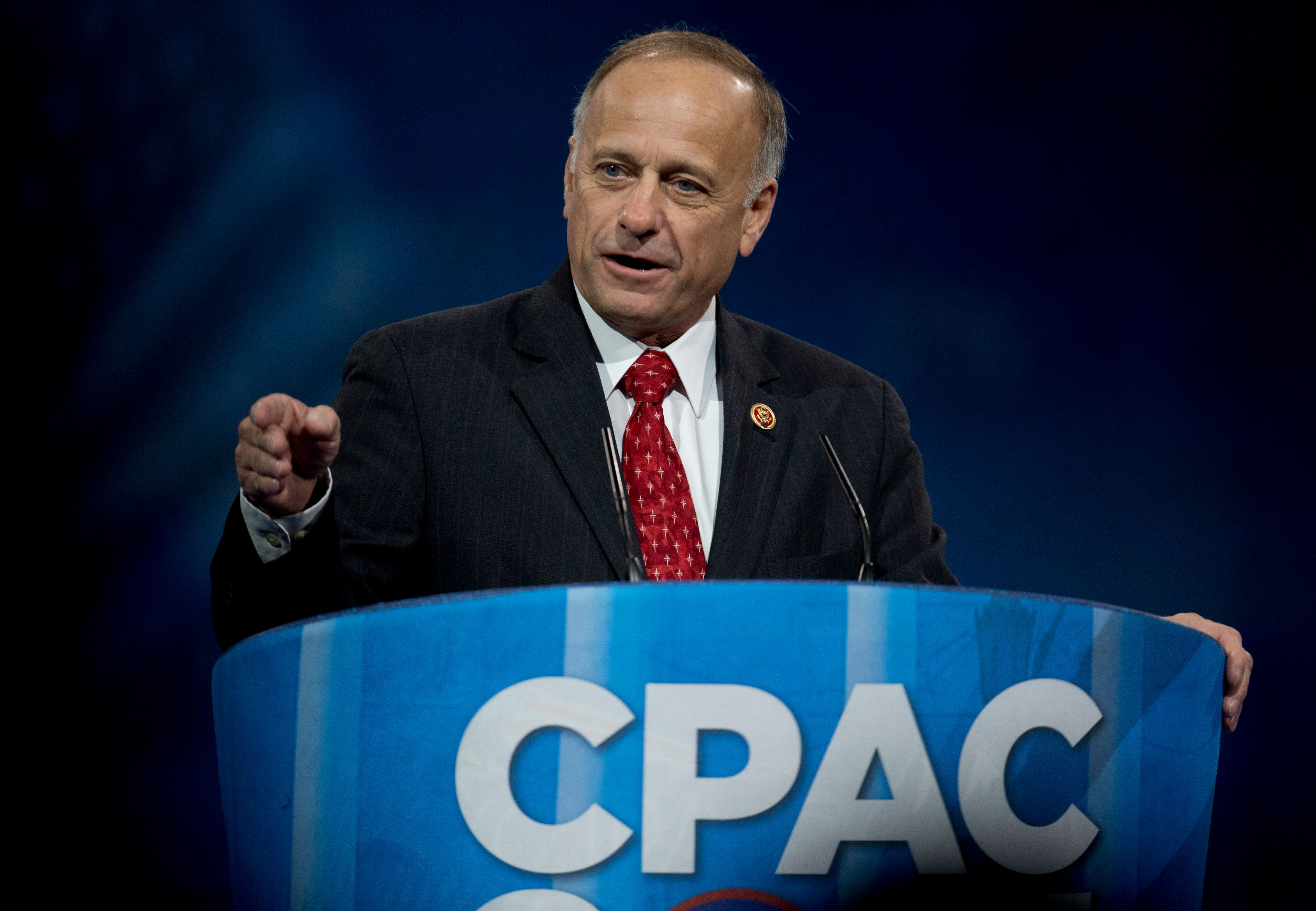 Westlake Legal Group 5c3d6c7c24000053004862ae GOP strips Rep. Steve King of committee assignments over white supremacist views
