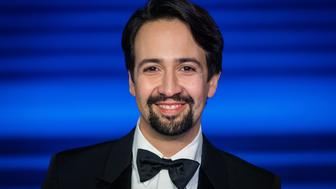 LONDON, ENGLAND - DECEMBER 12: LIn Manuel Miranda attends the European Premiere of 'Mary Poppins Returns' at Royal Albert Hall on December 12, 2018 in London, England. (Photo by Samir Hussein/Samir Hussein/WireImage)