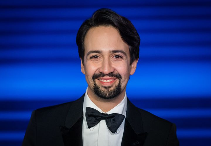 Lin-Manuel Miranda has two sons, Sebastian and Francisco.