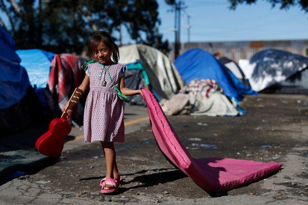 Νέο καραβάνι προσφύγων στην Ονδούρα με τελικό προορισμό τις