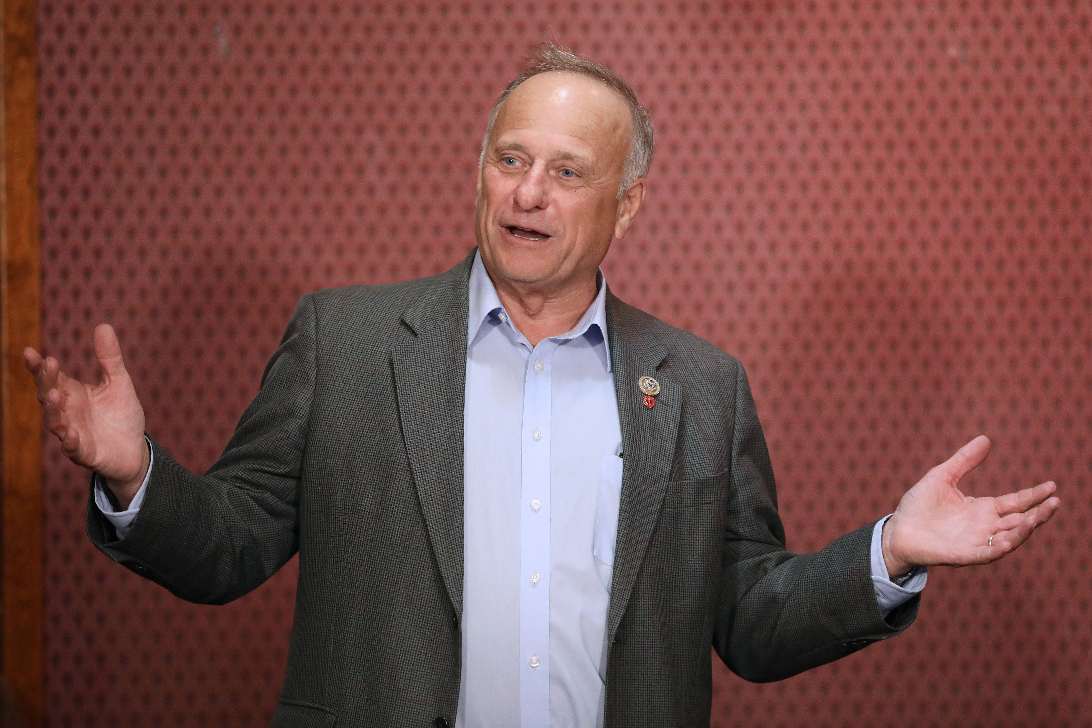 GOP Is Punishing Rep. Steve King For Racism. But Newsflash: He's Always Been A