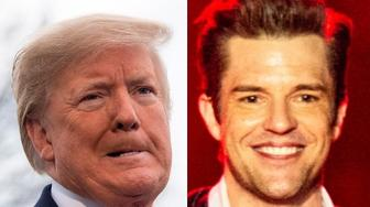 Trump and The Killers