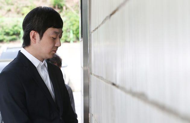 '성폭행 의혹' 조재범이 구치소에서 첫 번째 피의자 조사를