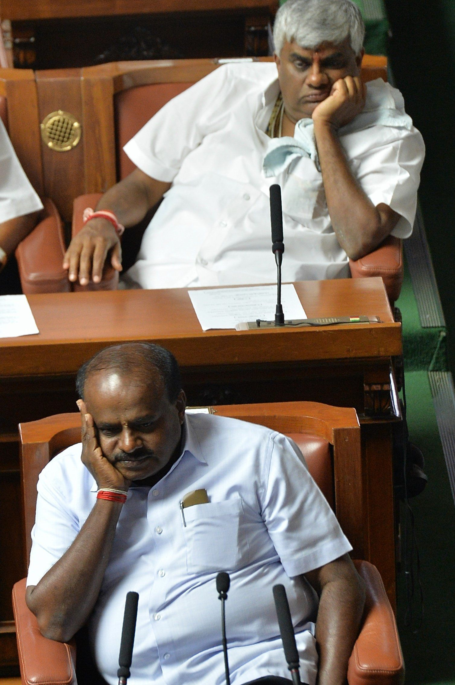 Karnataka: Two MLAs Withdraw Support To Congress-JD(S) Coalition