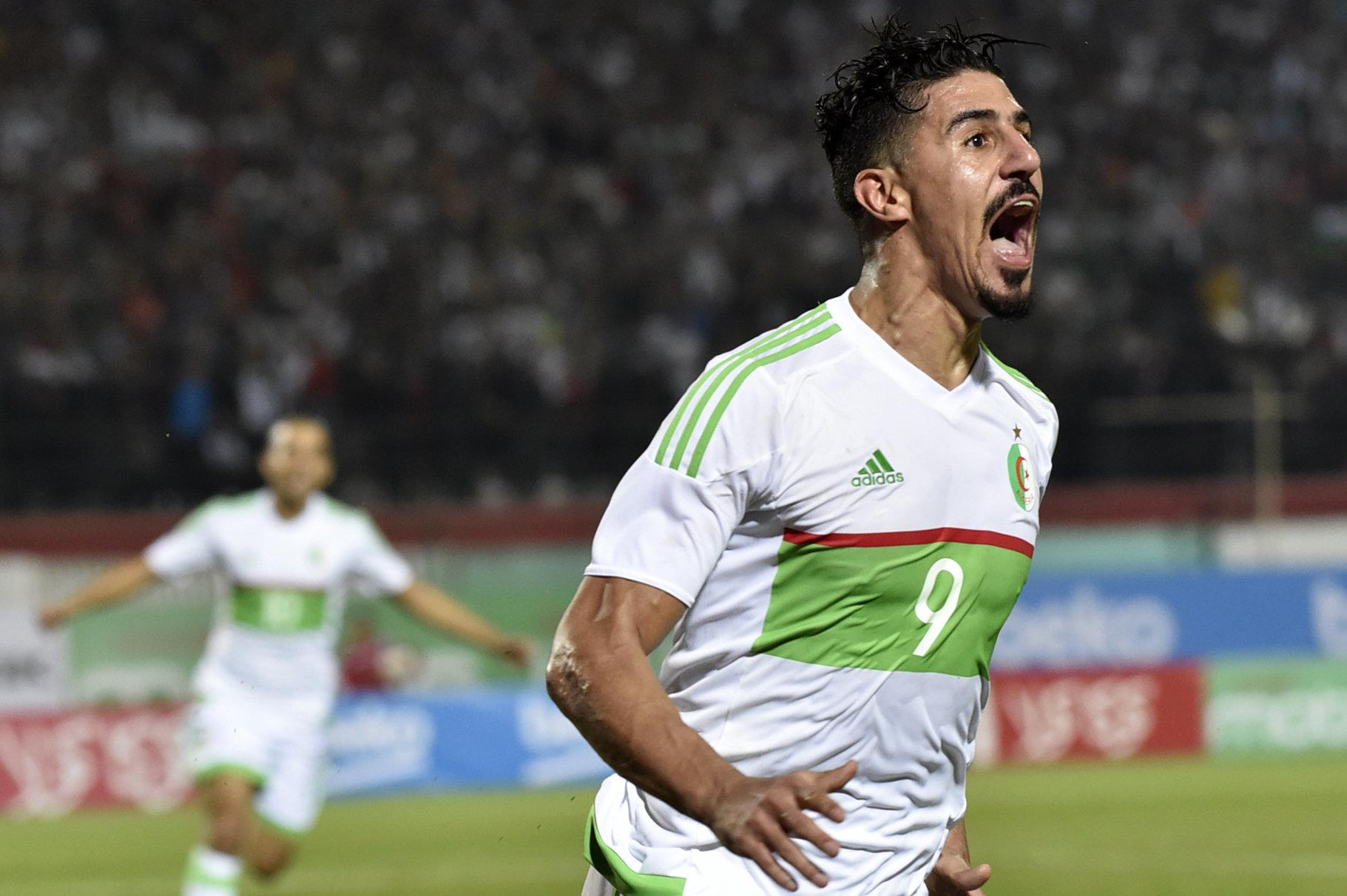 Ballon d'Or-2018: Bahgdad Bounedjah sacré meilleur joueur