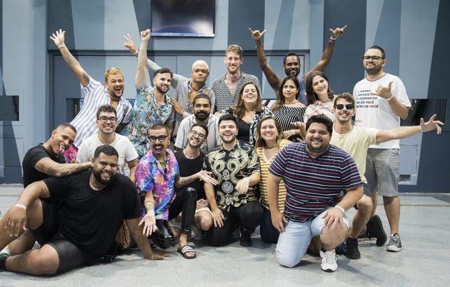 19 convidados estiveram na casa do BBB na última sexta-feira