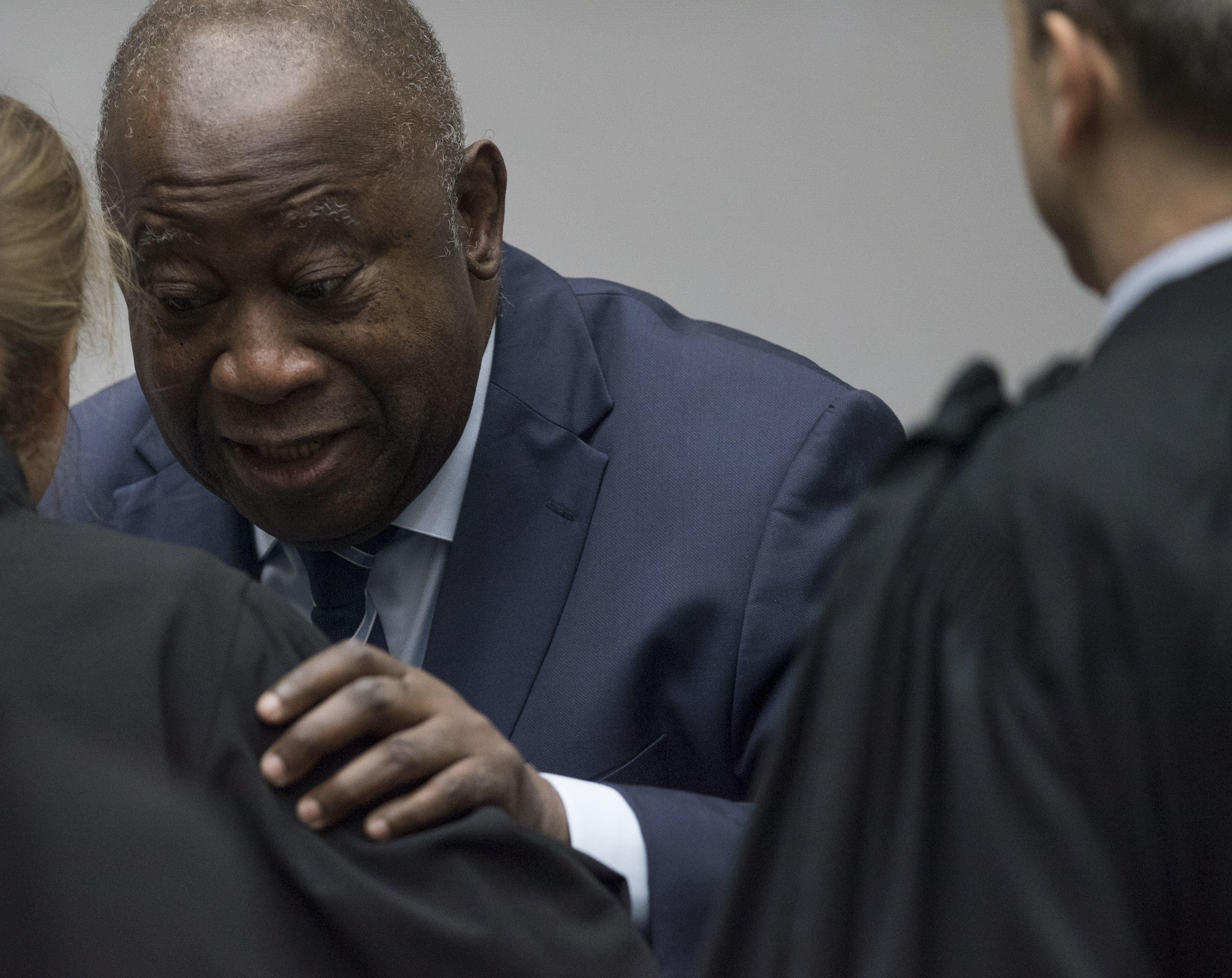 CPI: l'ancien président ivoirien Gbagbo acquitté de crimes contre
