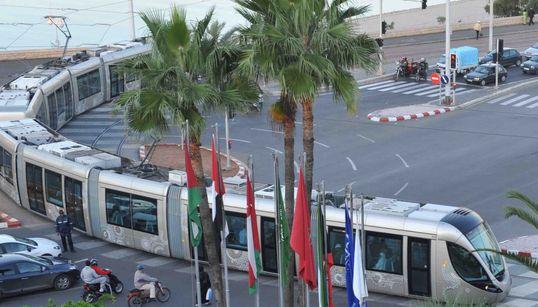 Tramway de Rabat-Salé: la mise en service de l'extension de la ligne 2 programmée pour fin