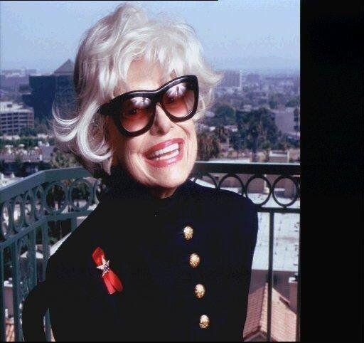 70a894bdbbf Broadway Legend Carol Channing Dead At 97