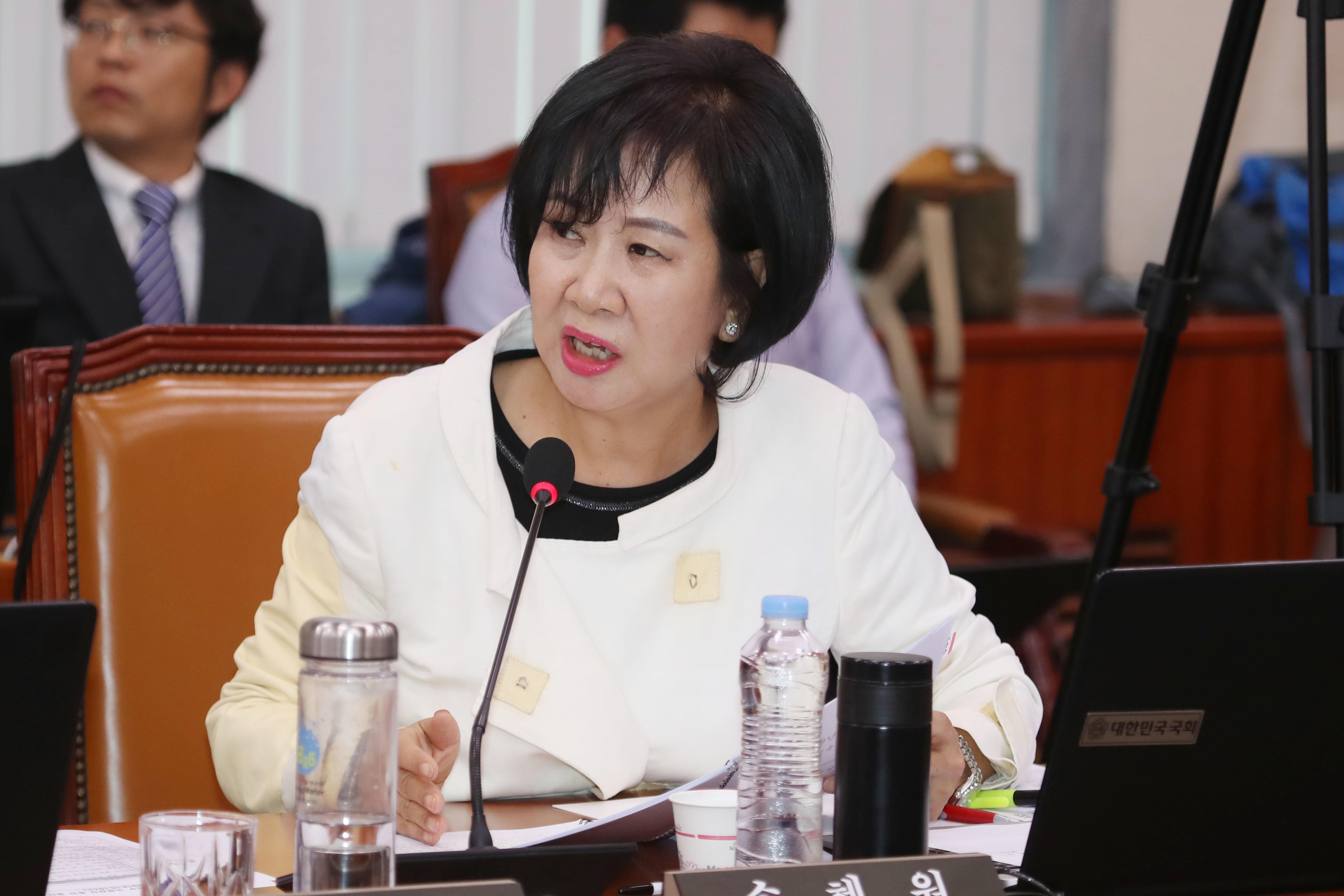 손혜원 의원이 '미공개 문화재 지정 정보' 활용했다는 보도가