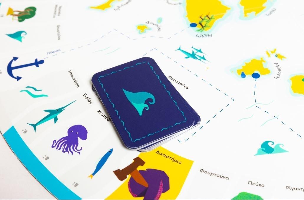 «Κυκλαδούπολη»: Ένα αλλιώτικο παιχνίδι από το Μουσείο Κυκλαδικής Τέχνης και το WWF
