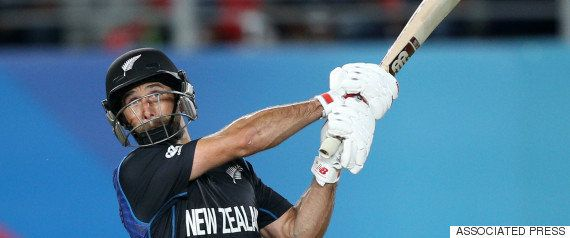 New Zealand Reach Maiden World Cup