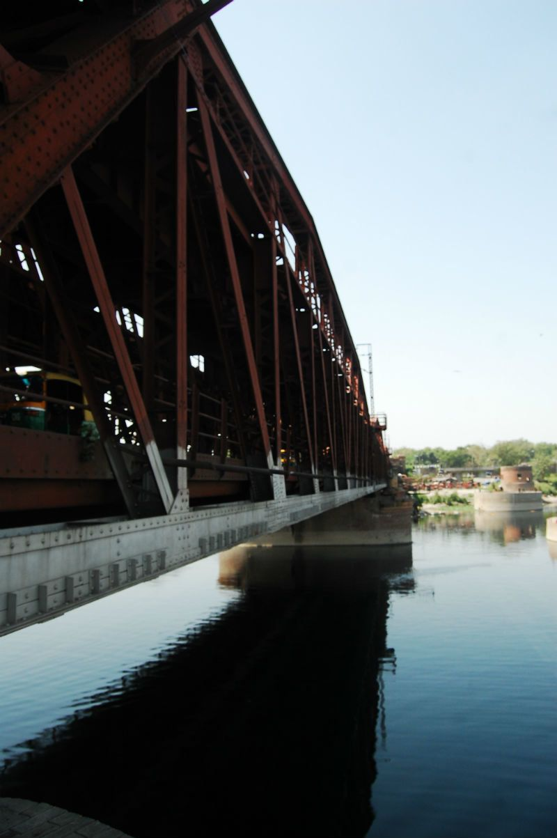 Bridge No. 249: Delhi's Iron Grande