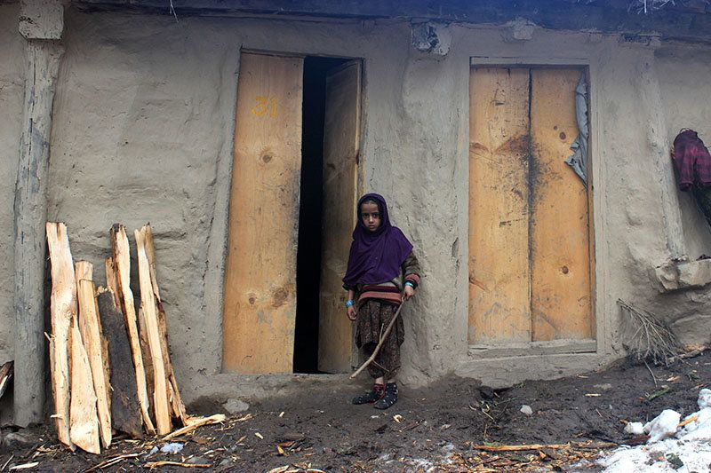 Pictures: Life At A Gujjar Village In