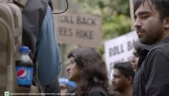 Dislike The Pepsi Students' Protest TVC? Get A