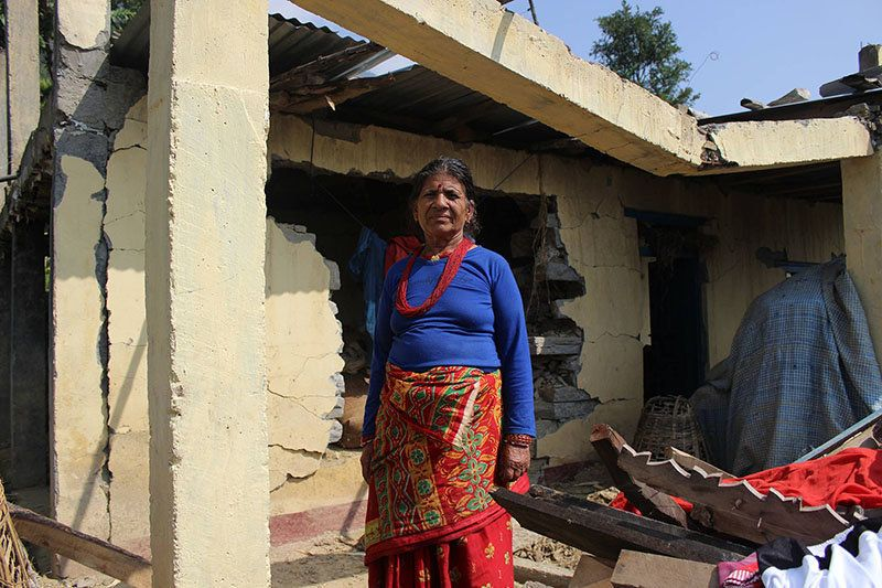 Six Months On, Nepal's Chimling Beshi Is Still In Pieces