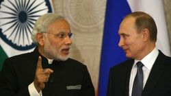 How Modi's Moscow Visit Revived Fraying India-Russia