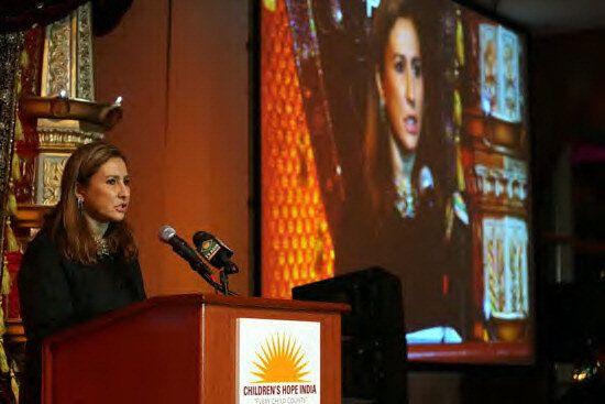 'We Really Hit It Off': Meet Meera Gandhi, Hillary's Other Indian