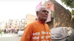 WATCH: Meet Omkar Nath Sharma, Delhi's Medicine