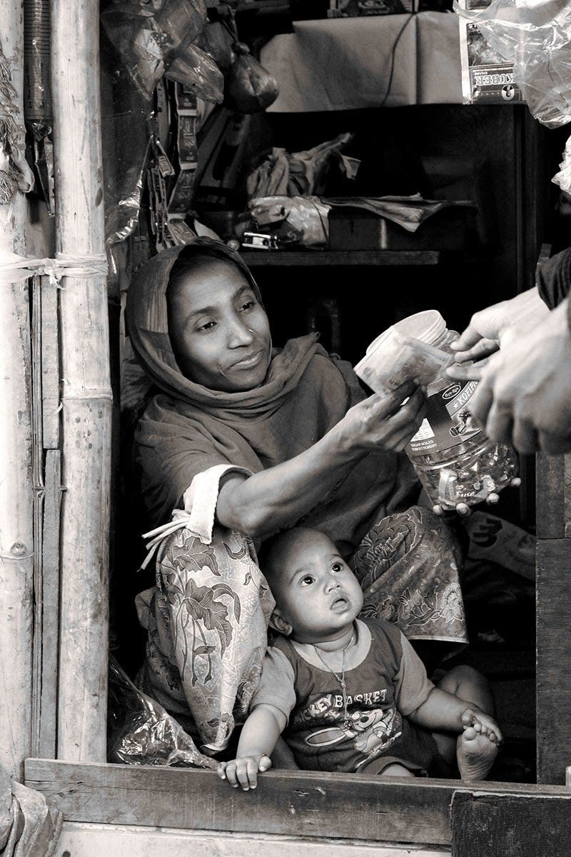 The People Of Nowhere: Life In A Rohingya Refugee Camp In Delhi