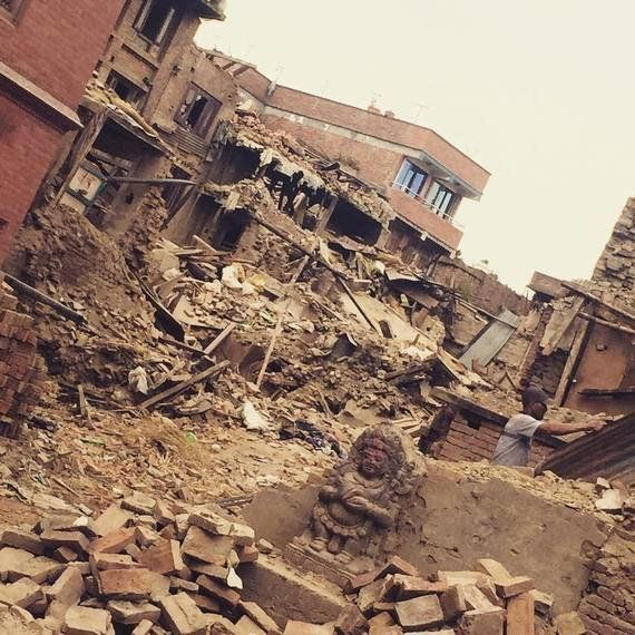 'I Lived Through Nepal's Deadliest Nightmare, In Broad