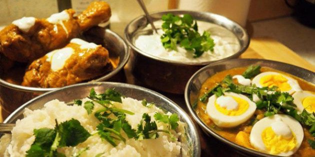 How Butter Chicken And Daal Literally Saved My