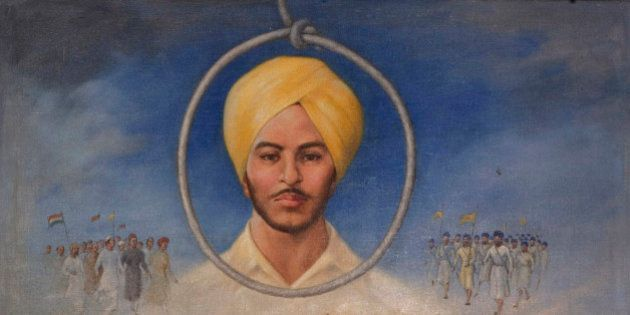 Bhagat Singh, India. (Photo by: IndiaPictures/UIG via Getty