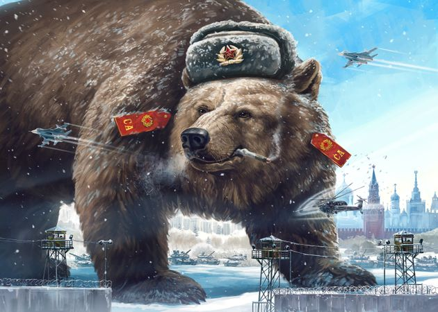 Οι αντικειμενικοί σκοποί της ρωσικής εξωτερικής